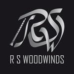 Woodwind repair business logo: R S Woodwinds, llc - Entry #121
