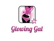 Glowing Gal Logo - Entry #58