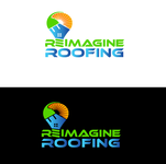 Reimagine Roofing Logo - Entry #325