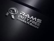 Rams Duty Free + Smoke & Booze Logo - Entry #250