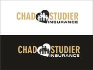 Chad Studier Insurance Logo - Entry #395