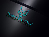 White Wolf Consulting (optional LLC) Logo - Entry #207