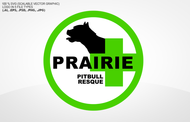 Prairie Pitbull Rescue - We Need a New Logo - Entry #92