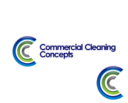 Commercial Cleaning Concepts Logo - Entry #58