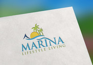 Marina lifestyle living Logo - Entry #109