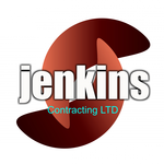 Jenkins Contracting LTD Logo - Entry #4