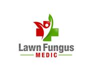 Lawn Fungus Medic Logo - Entry #247