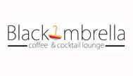 Black umbrella coffee & cocktail lounge Logo - Entry #150
