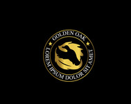 Golden Oak Wealth Management Logo - Entry #196