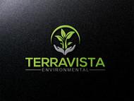 TerraVista Construction & Environmental Logo - Entry #67