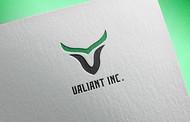 Valiant Inc. Logo - Entry #127