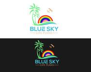 Blue Sky Life Plans Logo - Entry #25