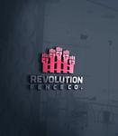 Revolution Fence Co. Logo - Entry #14