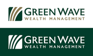 Green Wave Wealth Management Logo - Entry #286