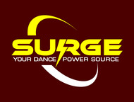 SURGE dance experience Logo - Entry #193