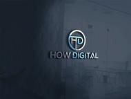 How Digital Logo - Entry #138