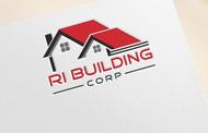 RI Building Corp Logo - Entry #151