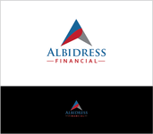 Albidress Financial Logo - Entry #71