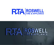Roswell Tire & Appliance Logo - Entry #149