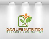 Davi Life Nutrition Logo - Entry #489