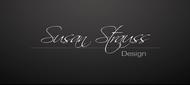 Susan Strauss Design Logo - Entry #212