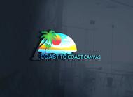 coast to coast canvas Logo - Entry #55