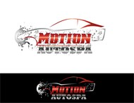Motion AutoSpa Logo - Entry #32