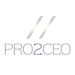 PRO2CEO Personal/Professional Development Company  Logo - Entry #68