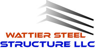 Wattier Steel Structures LLC. Logo - Entry #55