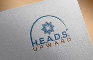 H.E.A.D.S. Upward Logo - Entry #215