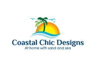 Coastal Chic Designs Logo - Entry #42