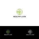 Healthy Livin Logo - Entry #502