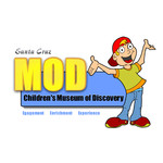 santa cruz children's museum of discovery  MOD Logo - Entry #32