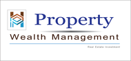 Property Wealth Management Logo - Entry #183