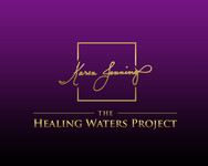 The Healing Waters Project Logo - Entry #88