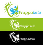 Frappaketo or frappaKeto or frappaketo uppercase or lowercase variations Logo - Entry #8