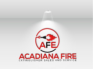 Acadiana Fire Extinguisher Sales and Service Logo - Entry #73