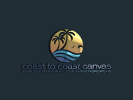 coast to coast canvas Logo - Entry #20