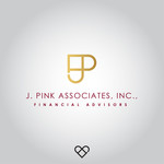 J. Pink Associates, Inc., Financial Advisors Logo - Entry #459