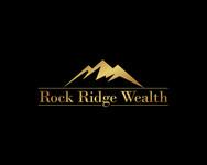 Rock Ridge Wealth Logo - Entry #482