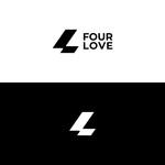Four love Logo - Entry #247