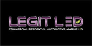 Legit LED or Legit Lighting Logo - Entry #71