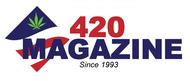 420 Magazine Logo Contest - Entry #43