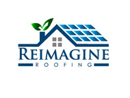 Reimagine Roofing Logo - Entry #210