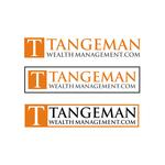 Tangemanwealthmanagement.com Logo - Entry #291