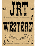 JRT Western Logo - Entry #264