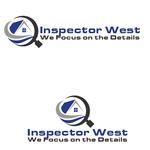 Inspector West Logo - Entry #11