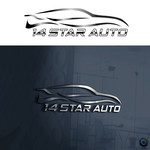14 Star Auto Logo - Entry #41
