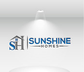 Sunshine Homes Logo - Entry #370