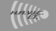 H.A.V.I.C.  IT   Logo - Entry #9